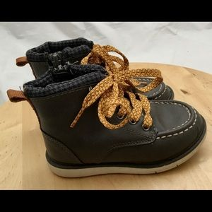 Step & Stride Hunter High Top Lumberjack Boots  7M